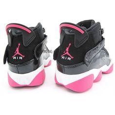 Nike Girls Air Jordan 6
