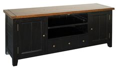 The Two-Tone African Dusk & Espresso Small TV Cabinet from LH Imports is a unique home decor item. LH Imports Site carries a variety of Irish Coast Two Tone items.