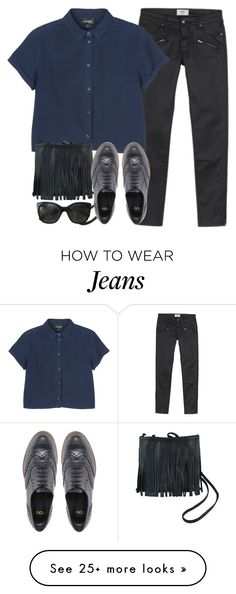 """Untitled #3115"" by peachv on Polyvore featuring Monki, ASOS and Chanel"