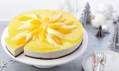 Adventstorte Rezept: Eine cremige Torte ohne Backen mit einer Orangennote für die Weihnachtszeit - Eins von 7.000 leckeren, gelingsicheren Rezepten von Dr. Oetker!