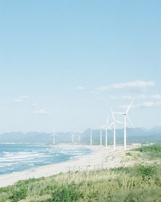 Wind power by hisaya katagami, via Flickr