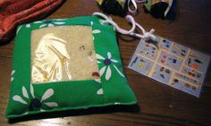 I Spy Bag: made for a 4-year-old, but I wanna keep it! NOW with TUTE on page 4 - TOYS, DOLLS AND PLAYTHINGS