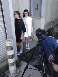 SS14 - behind the scenes