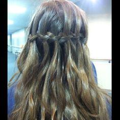 one of my friends hair braid :)