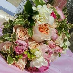 #roses #peonies
