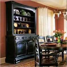 buffet server with hutch - Google Search