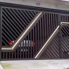 Portão de Alumínio 08