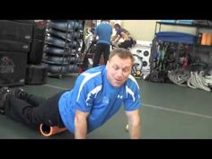 Top Recovery Strategies by Todd Durkin. Self Myofascial Release