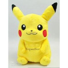 Wholesale - Free SH Plush Dools toys kids plush toy Pikachu plush Stuffed Toy Figure toys 50pcs/lot