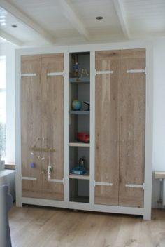 mooie kast om zelf te maken | Мебель | Pinterest | Pallets, DIY ...