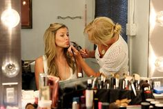 having a career doing something I love... whether it be making people beautiful or FX i want to do it all - #realpassion