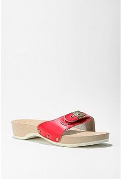 These shoes that would totally gonk your ankle with!