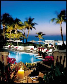 Four Seasons Palm Beach, Florida.  ASPEN CREEK TRAVEL - karen@aspencreektravel.com