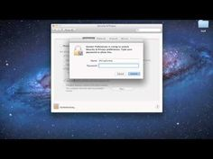 Beginner's Guide On How To Use A Mac Part 3: The More Advanced Settings