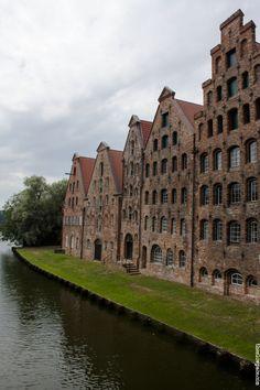Lübeck - Salzspeicher