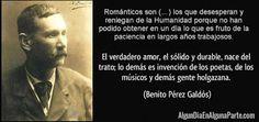 """El 4 de enero de 1920, #TalDíaComoHoy falleció el escritor, novelista y dramaturgo español, Benito Pérez Galdós, una de las figuras más reconocidas de la literatura universal, gracias a obras como """"La Fontana de Oro"""", """"Fortunata y Jacinta"""", """"Marianela"""" o los """"Episodios Nacionales"""". Nació el 10 de mayo de 1843."""