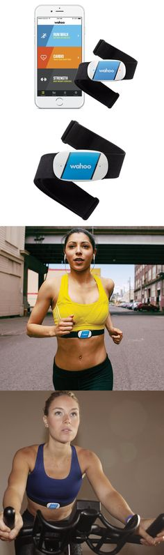 Heart Rate Monitors 15277: Wahoo Tickr Heart Rate Monitor For Iphone And Android -> BUY IT NOW ONLY: $59.23 on eBay!