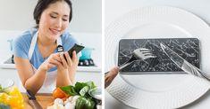 Gotujesz i czytasz przepis z telefonu? Wykorzystaj ten trik, a bezpiecznie możesz z nim gotować!