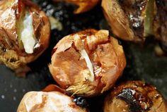 Whole Roasted Onions Recipe | Leite's Culinaria