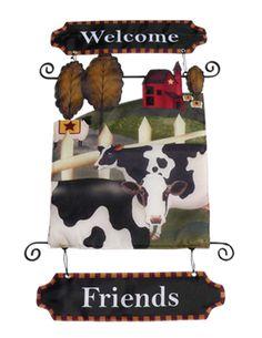 Magical Gift Store Kinky Cows Cruet Set