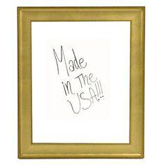"""Rayne Mirrors Wall Mounted Whiteboard Size: 28"""" x 46"""""""