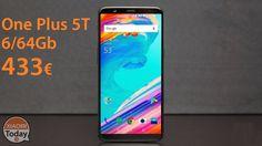 Codice Sconto - One Plus 5T 6/64 Gb (banda 20) a 433€ e 8/128Gb a 501€ #Xiaomi #1 #5T #Offerta #OnePlus #OnePlus5T #Oneplus https://www.xiaomitoday.it/?p=30430