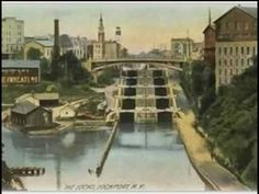 The Erie Canal - the Nation's First Superhighway - YouTube