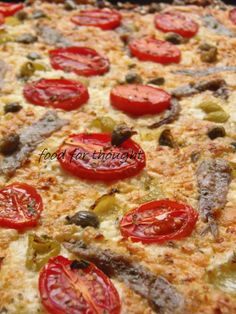 Feta, Pepperoni, Vegetable Pizza, Vegetables, Veggies, Vegetable Recipes