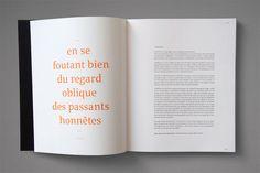 OBLIQUE by Nicolas Zentner, via Behance