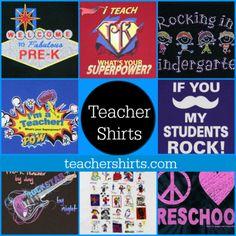 Custom Teacher Shirts