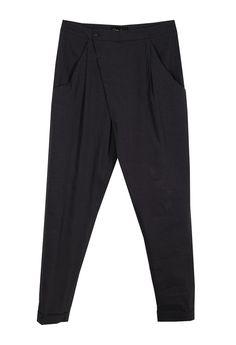 Szare Spodnie z Kolekcji Caterina Leman Prestige - Outlet w-l - Sklep Caterina Online