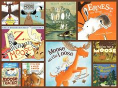 Moose Storytimes and action rhymes