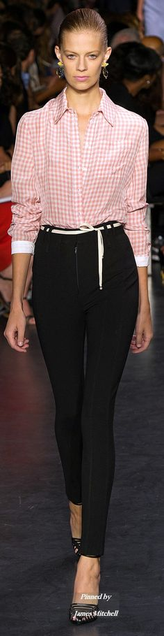 Altuzarra Collection Spring 2015 Ready-to-Wear