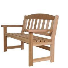 садовая скамейка из дерева своими руками