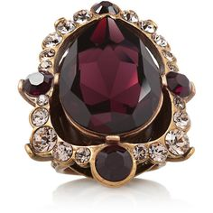 Edwardian style garnet and diamond ring Jewelry Rings, Jewelry Box, Jewelry Accessories, Fine Jewelry, Jewlery, Red Jewelry, Trendy Accessories, Antique Rings, Antique Jewelry