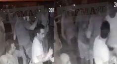 Η ΜΟΝΑΞΙΑ ΤΗΣ ΑΛΗΘΕΙΑΣ: Βίντεο ντοκουμέντο: Δείτε πως ξεκίνησε ο φονικός κ...