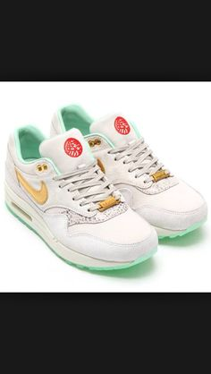new arrival c889d 2432c Nike air max 1 hi years of the horse Air Max 1, Nike Air Max