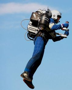 Watch this JetPack fling in New York  , - ,   Watch in the vid...