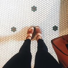 Admiring the view from above  @coach #coach #shoefie #fromwhereistand #sp  @liketoknow.it www.liketk.it/1EePu #liketkit