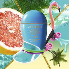 Shiseido Suncare. Campaign. Summer 2014.