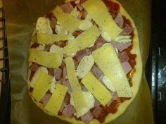 American Pizza Teig (dick und luftig)