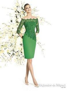 Simple Dresses, Elegant Dresses, Beautiful Dresses, Nice Dresses, Short Dresses, Formal Dresses, Mothers Dresses, Occasion Dresses, Green Dress