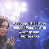 Check out 20 Songs That Have Helped People With Anxiety and Depression on TheMighty.com