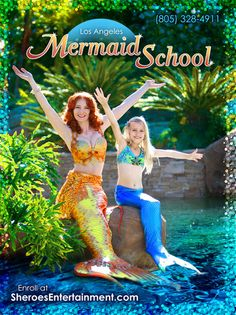 Oh, You Want to Be a Mermaid? There's a School That Can Help Make That Happen   E! Online Mobile
