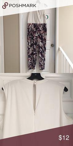 Jumpsuit Missing belt. From studio one size xl Pants Jumpsuits & Rompers