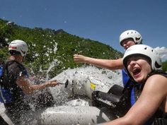 Whitewater rafting in the Tara Canyon in Montenegro is a must-do. Full of beautiful scenery, thrilling rapids, waterfalls, VERY cold water, great food and lots of FUN! Stuff To Do, Things To Do, Whitewater Rafting, Very Cold, Montenegro, Cruise, Swimming, Album, Activities