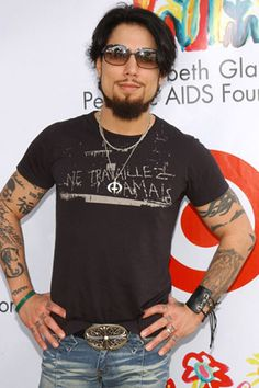 Dave Navarro - Janes Addiction & Camp Freddy