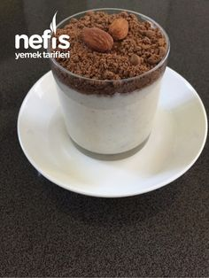 Low Calorie Recipes, Healthy Recipes, Dessert In A Mug, Nom Nom, Food And Drink, Keto, Pudding, Drinks, Cooking