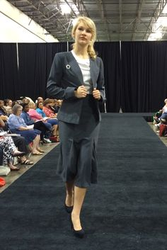 McCall's Archive Collection M6995 & M6993. As seen at the 2014 American Sewing Expo.