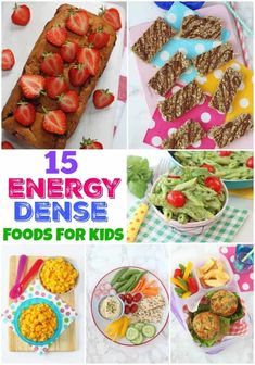 As a parent I've personally spent an awful lot of time worrying about my small person not eating enough over the years and I'm sure I'm not the only one that has! Here are my top tips for getting healthy energy dense food into kids as well as some recipes to help with this! #energydense #foodforkids Best Foods For Energy, Eat For Energy, Energy Kids, Calorie Dense Foods, Nutrient Rich Foods, Healthy Meals For Kids, Kids Meals, Healthy Food, Healthy Eating